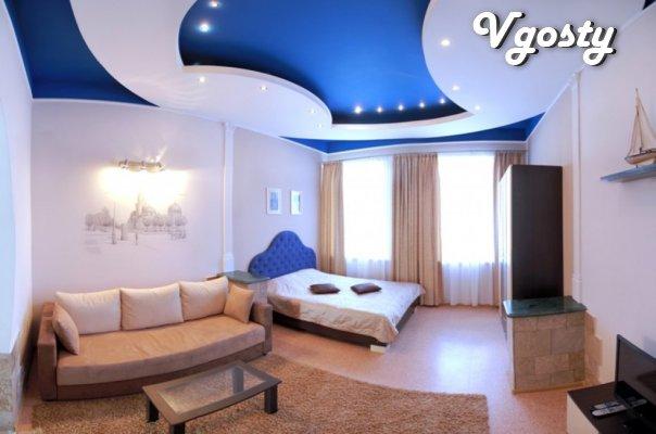 Элитная 1-комнатная квартира в старом центре - Apartments for daily rent from owners - Vgosty