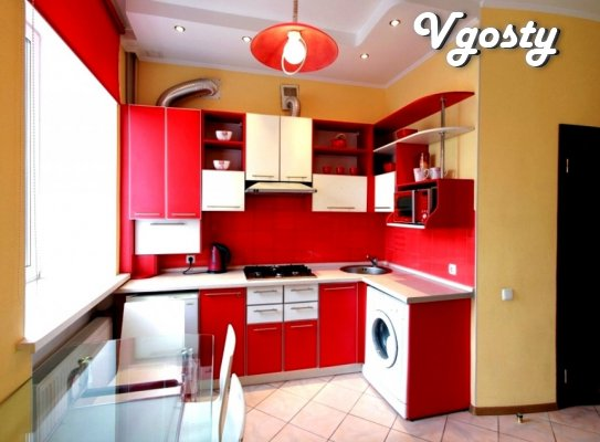 The apartment is in the center of a new renovation - Apartments for daily rent from owners - Vgosty