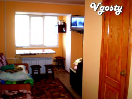 Studio apartment on Central 124 A avenue, Wi-Fi, documents, 5 places - Apartments for daily rent from owners - Vgosty