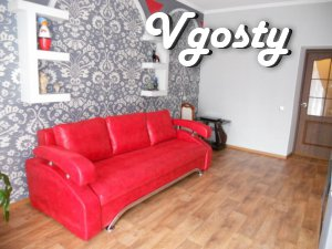 Luxury serviced apartments in the center of - Apartments for daily rent from owners - Vgosty