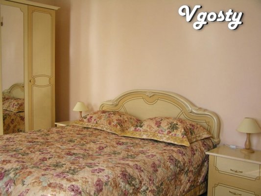 Polyulyuks apartment in the center - 350 - Apartments for daily rent from owners - Vgosty