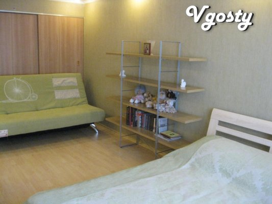 Apartment near the sea in Arcadia - Apartments for daily rent from owners - Vgosty