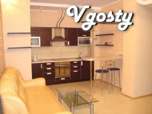 City Centre, new building - Apartments for daily rent from owners - Vgosty