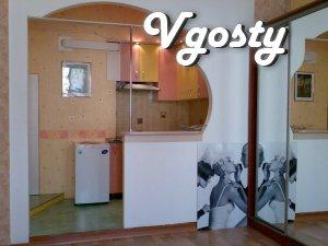 Квартира в Одесі подобово. - Квартири подобово без посередників - Vgosty