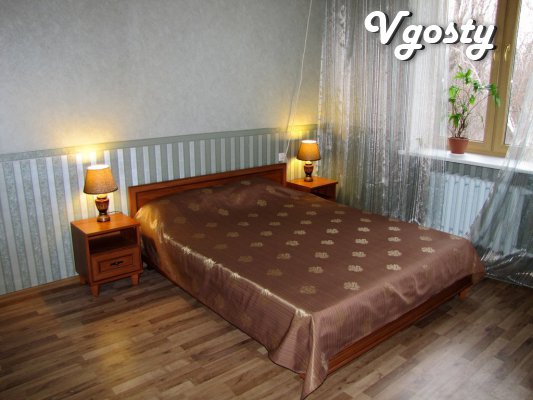 Coffee, tea + Wi-Fi! Center and near the sea! - Apartments for daily rent from owners - Vgosty