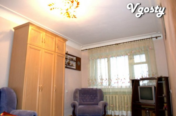 1 Apartment for rent in Poltava - Apartments for daily rent from owners - Vgosty