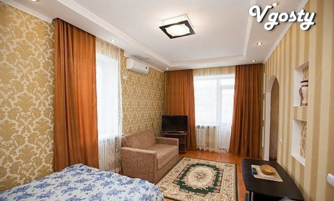 With a fresh renovation in the center of Poltava - Apartments for daily rent from owners - Vgosty