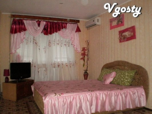 Apartment for rent near the shopping center 'Kiev' in Poltava - Apartments for daily rent from owners - Vgosty