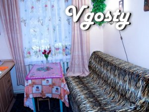 Cozy and modern apartment for rent in Poltava - Apartments for daily rent from owners - Vgosty