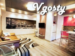 Apartment overlooking the theater. Gogol - Apartments for daily rent from owners - Vgosty