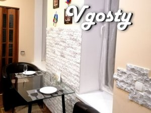 House with a terrace for rent in Poltava - Apartments for daily rent from owners - Vgosty
