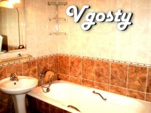 2-bedroom. apartment near the shopping center 'Kiev' - Apartments for daily rent from owners - Vgosty