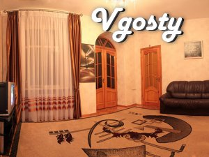 Big and spacious two bedroom apartment in central - Apartments for daily rent from owners - Vgosty