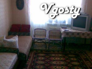 I rent an apartment in the holiday town of Saki - Apartments for daily rent from owners - Vgosty