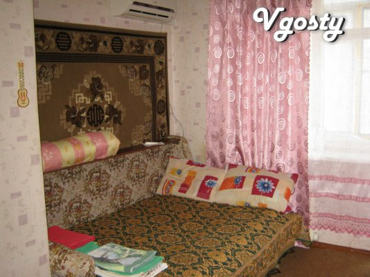 1komnatnaya apartment in the town of Saki, Crimea for rest - Apartments for daily rent from owners - Vgosty