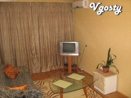 I rent an apartment to the beach 300m. - Apartments for daily rent from owners - Vgosty