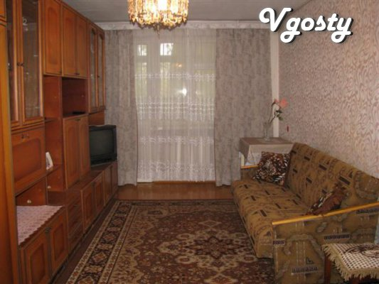 For rent 2 bedroom in Sevastopol Ostryakova. - Apartments for daily rent from owners - Vgosty