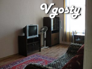 Center. One room for rent. - Apartments for daily rent from owners - Vgosty