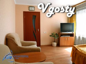 1 room has its own 'suite' first line of the sea - Apartments for daily rent from owners - Vgosty