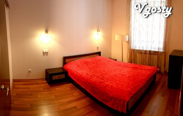 I present for work and leisure two -bedroom apartment - - Apartments for daily rent from owners - Vgosty