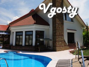 Modern design villa - Apartments for daily rent from owners - Vgosty
