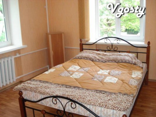 own two-bedroom in the center - Apartments for daily rent from owners - Vgosty