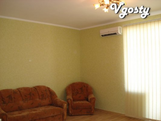 own apartment in a building with parking - Apartments for daily rent from owners - Vgosty
