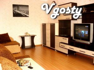 CENTER! LUXURY! HOST! - Apartments for daily rent from owners - Vgosty