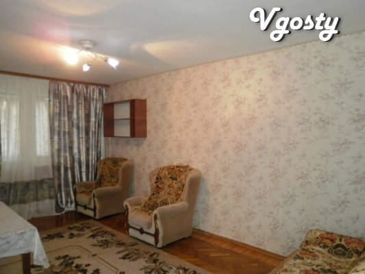 3-bedroom. Kuibyshev apartment market - Apartments for daily rent from owners - Vgosty