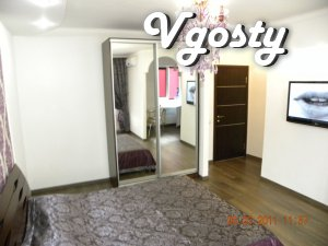 Comfortable apartment with a good repair. There is a whole - Apartments for daily rent from owners - Vgosty