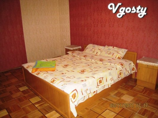In the center of Simferopol - Apartments for daily rent from owners - Vgosty