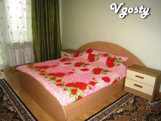 Apartment in new building - Apartments for daily rent from owners - Vgosty