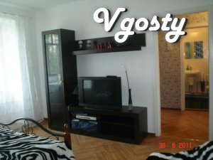 Stylish apartment. Daily. Renovation - Apartments for daily rent from owners - Vgosty