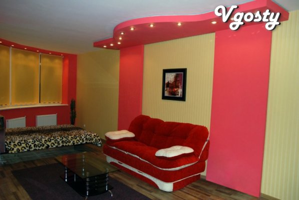 Comfortable studio apartment - Apartments for daily rent from owners - Vgosty