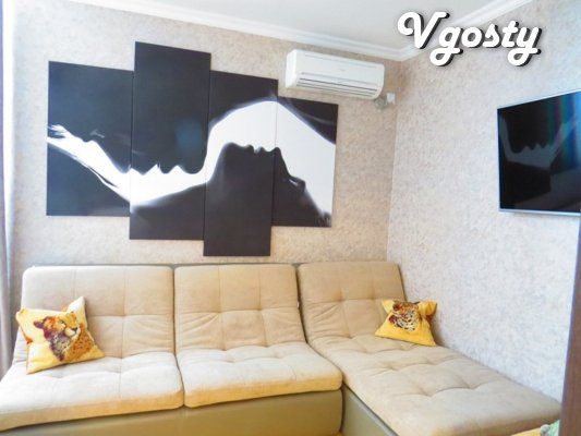 Apartment 1 room LUXURY - Apartments for daily rent from owners - Vgosty
