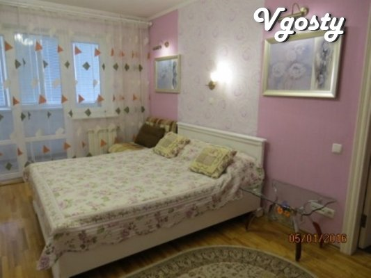 I rent an apartment in the city of Sumy with daily amenities. Apartmen - Apartments for daily rent from owners - Vgosty