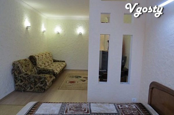 1 bedroom for rent with the euro renovation - Apartments for daily rent from owners - Vgosty