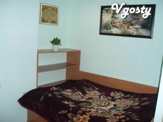 Rent apartments in Ternopil - Apartments for daily rent from owners - Vgosty