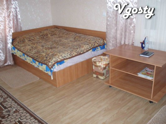 Apartments in the center of Ternopil - Apartments for daily rent from owners - Vgosty