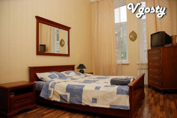 Apartment for rent in Ternopil - Apartments for daily rent from owners - Vgosty