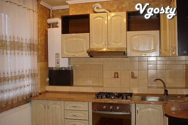1 bedroom apartment in a new building on the array of Friendship. Besi - Apartments for daily rent from owners - Vgosty