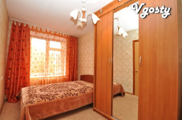 Apartment with modern renovation near the lake 2 min to the center - Apartments for daily rent from owners - Vgosty