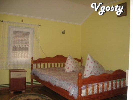 "I rent a house under the ""key"" in the center of Truskavets - Apartments for daily rent from owners - Vgosty"