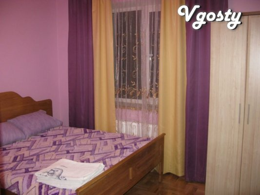 I rent a studio apartment in Truskavets on the street. Stus - Apartments for daily rent from owners - Vgosty
