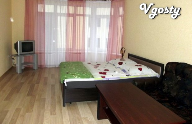 One bedroom VIP apartment in the center of Truskavets - Apartments for daily rent from owners - Vgosty