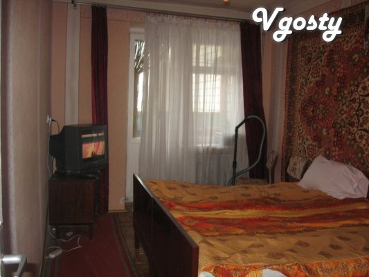 I rent a studio apartment in front of 'the market' in Truskavets - Apartments for daily rent from owners - Vgosty