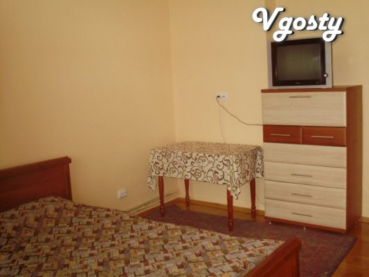 Rent a house with separate rooms near the center Kozijavkin in Truskav - Apartments for daily rent from owners - Vgosty