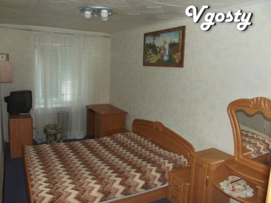 Bedroom apartment for rent in Truskavets - Apartments for daily rent from owners - Vgosty