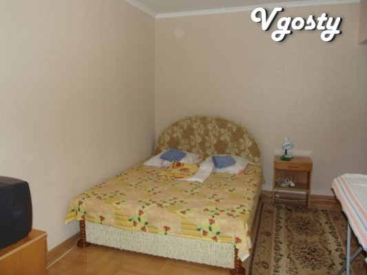 I rent a studio apartment with renovated near s / Railway station in C - Apartments for daily rent from owners - Vgosty