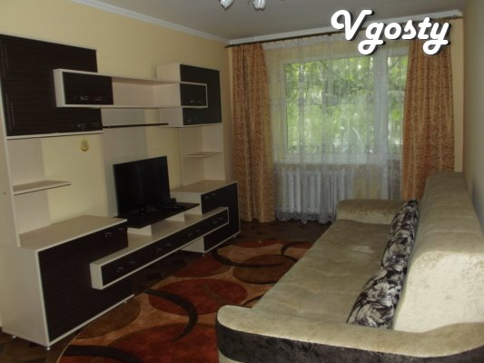 Rent a nice studio apartment near Rink in Truskavets - Apartments for daily rent from owners - Vgosty